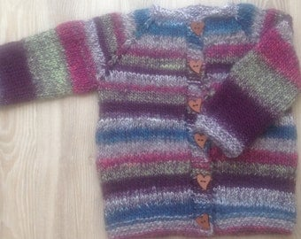 Sweater, Newborn baby Sweater, Baby Sweater Sized 12 - 18 months
