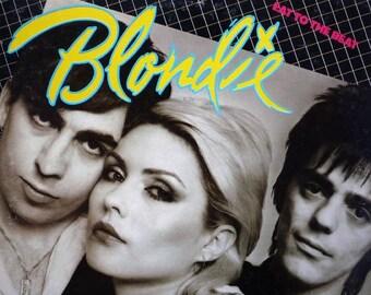 Blondie Vinyl LP! Authentic Vintage 1979! Blondie ~ Eat To The Beat Chyrsalis Records CHE-1225 Near Mint