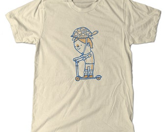 Turtle Helmet T-Shirt, cute tee shirt for turtle lovers and safety lovers