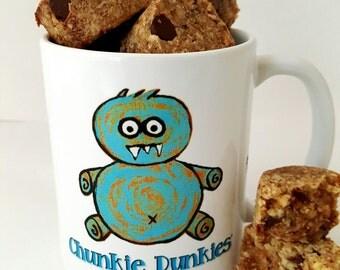 Chunkie Dunkie Monster Mug