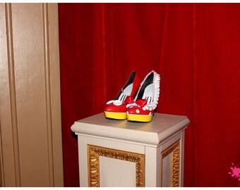 Shoes * Mickey Minnie * Disney *.