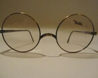 Pantos Eyeglasses Etsy
