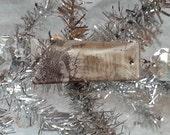 Ornament Antique Chandelier Prisms - Bird Nest