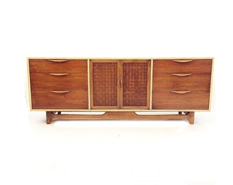 Vintage Perception Lowboy In Wood