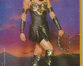 UNCUT Butterick 5725 Xena Warrior Princess Costume Pattern Women Sizes 6-22
