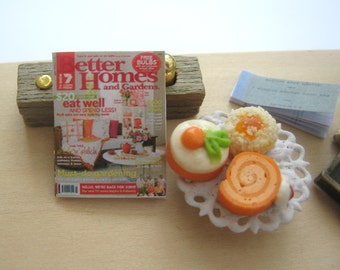 dollhouse magazine better homes 12th scale miniature