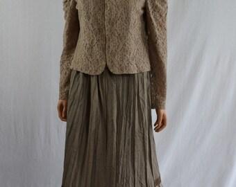 Long skirt for summer cotton