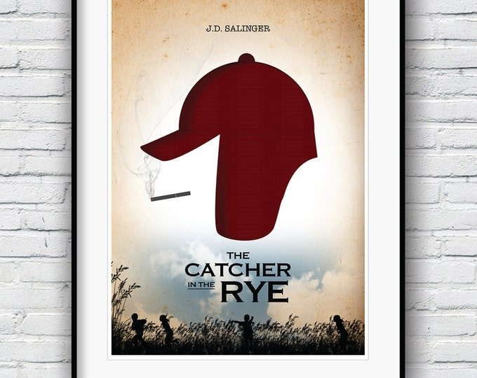 the passage of adolescence as the central theme in jd salingers the catcher in the rye The language of catcher in the rye the passage of adolescence has served as the central theme for many novels, but jd salinger's the catcher in the rye, long a staple in academic lesson plans, has captured the spirit of this stage of life in hypersensitive form, dramatizing holden caulfield's vulgar language and melodramatic reactions.