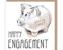 Happy Engagement - Wedding Fund