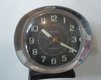 Baby Ben Alarm Clock By Westclock