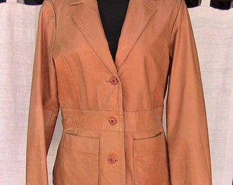 Medium Vintage WILSONS MAXIMA Leather Jacket