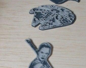 3D Printed Pin or Magnet