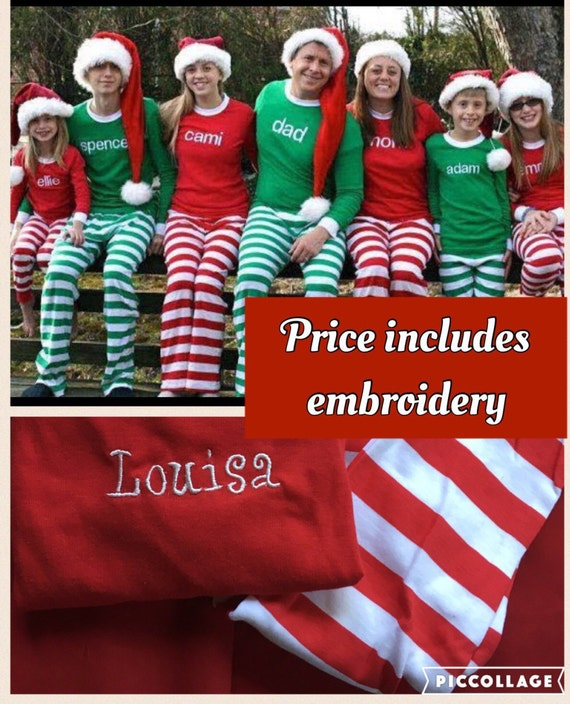 Fast Shipping Family Christmas pjs Christmas Family Pajamas