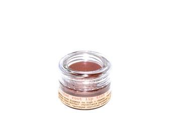 Madder Root Lip Tint + Blush Cream . all natural plant makeup
