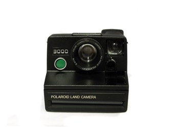 Polaroid 3000 Land Camera [including original packaging and original instructions]
