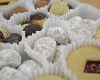Assorted Viennese Cookies