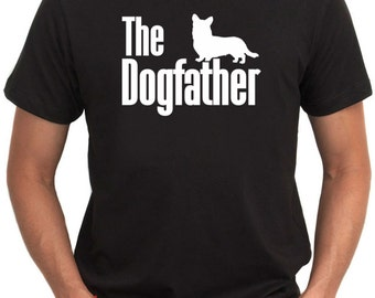 The dogfather Cardigan Welsh Corgi T-Shirt