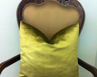 Antique Gold Velvet Pillow Cover,Velvet Pillow,Gold Pillow,Decorative Pillow,Gold Cushion,Cushion Cover,Gold Velvet Couch Sofa Pillow Covers