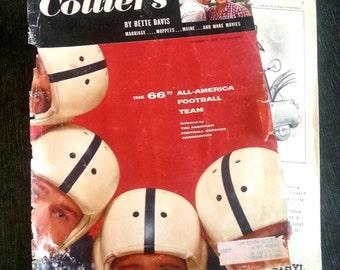 Colliers magazine 1955 December 9 vintage 50s
