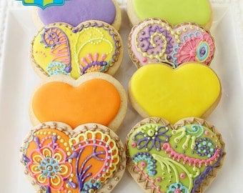 Moroccan Inspired Cookies (1 dozen)