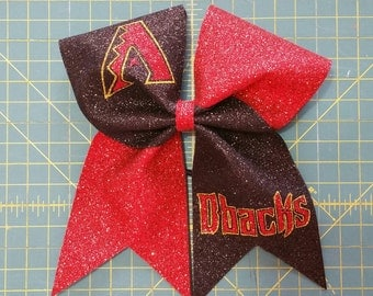 Arizona Diamondbacks Cheer Bow