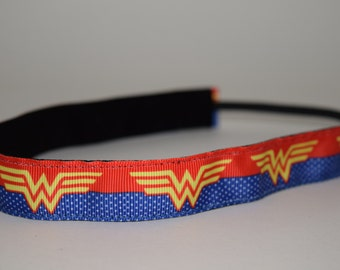 Wonder Women Headband- Wonder Women- Diana Prince- WW Headband