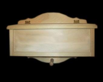 Letters box / boite aux lettres