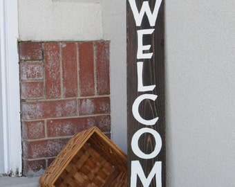 WELCOME Sign for your front porch