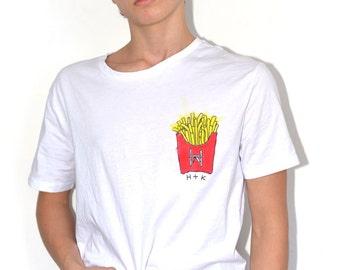 HK fries T-Shirt unisex
