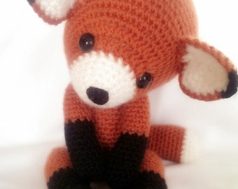 fox amigurumi, crochet fox,foxy,soft toys