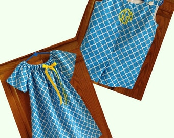 Brother/Sister Matching Set, Twin Outfit Set, Brother/Sister Clothes