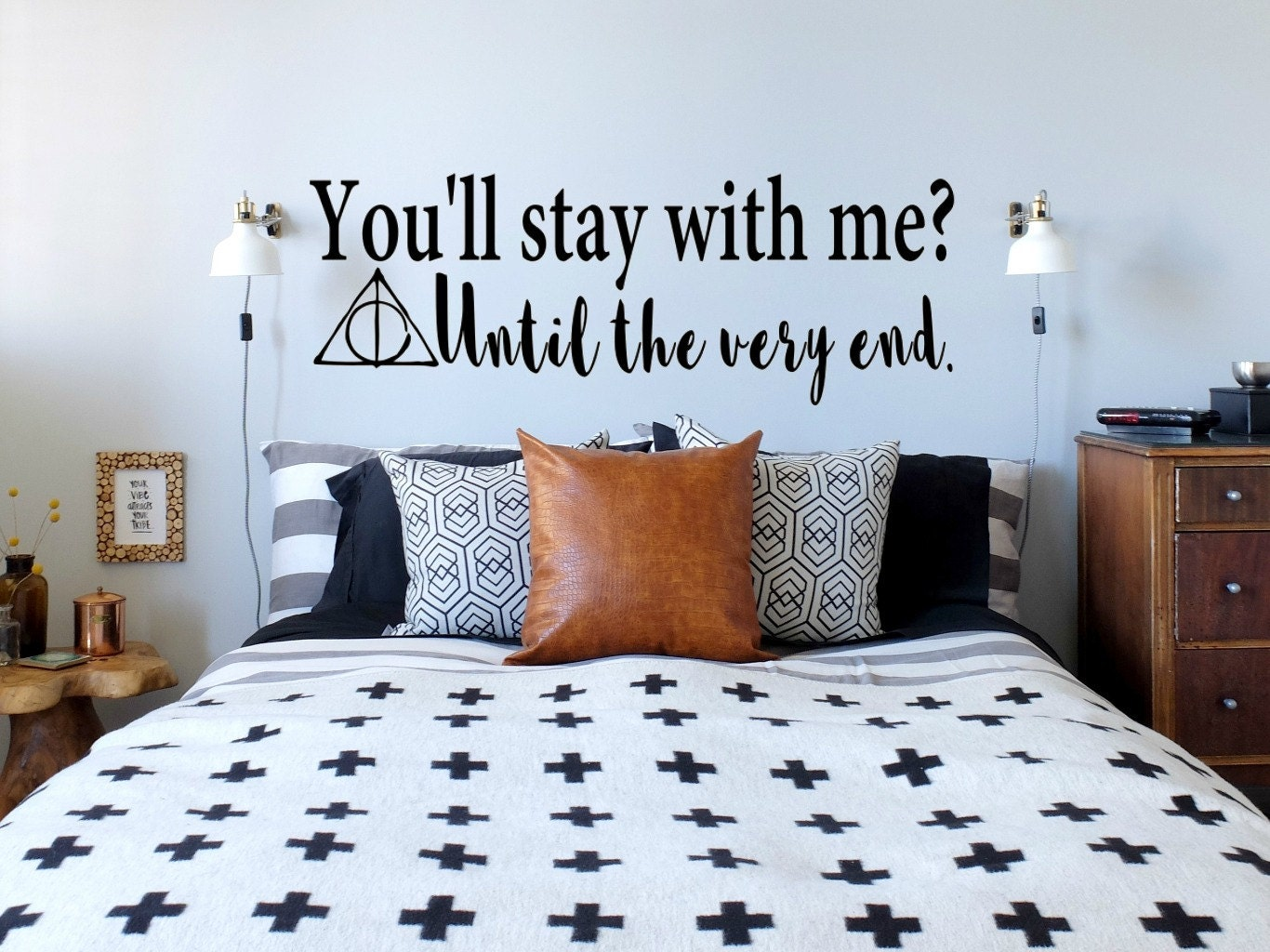Harry Potter Until The Very End Quote Quora: You'll Stay With Me Until The Very End. Harry Potter