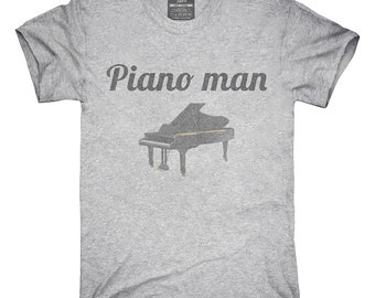 Piano Man T-Shirt, Hoodie, Tank Top, Gifts