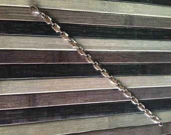 Steel Bracelet (handmade).
