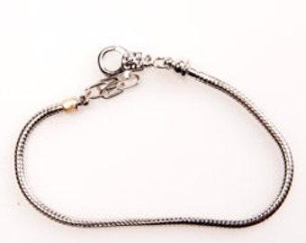 Silver Bracelet Or Ankle Bracelet