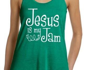 Jesus is my Jam Tank
