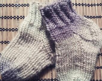 Baby wool socks