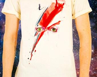 David Bowie Organic T-shirt