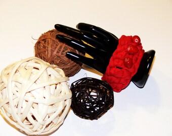 Handmade bracelet strap