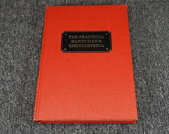 The Practical Handyman's Ecyclopedia Vol. 1 C. 1965
