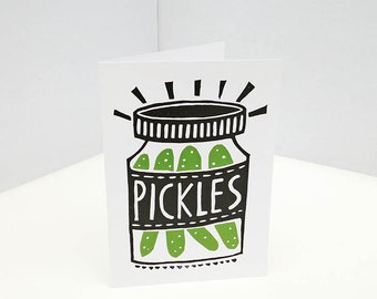 Pickles Card