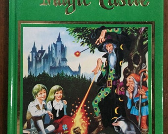 Deans Enchanting Stories from the Magic Castle  Hard Cover Book Dean & Sons Ltd, 1981