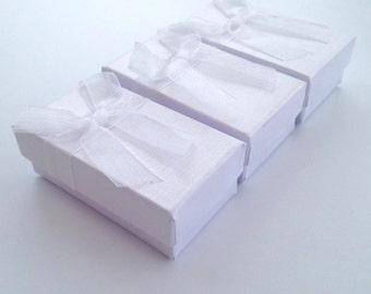 Small gift box, pendant gift box, earring gift box