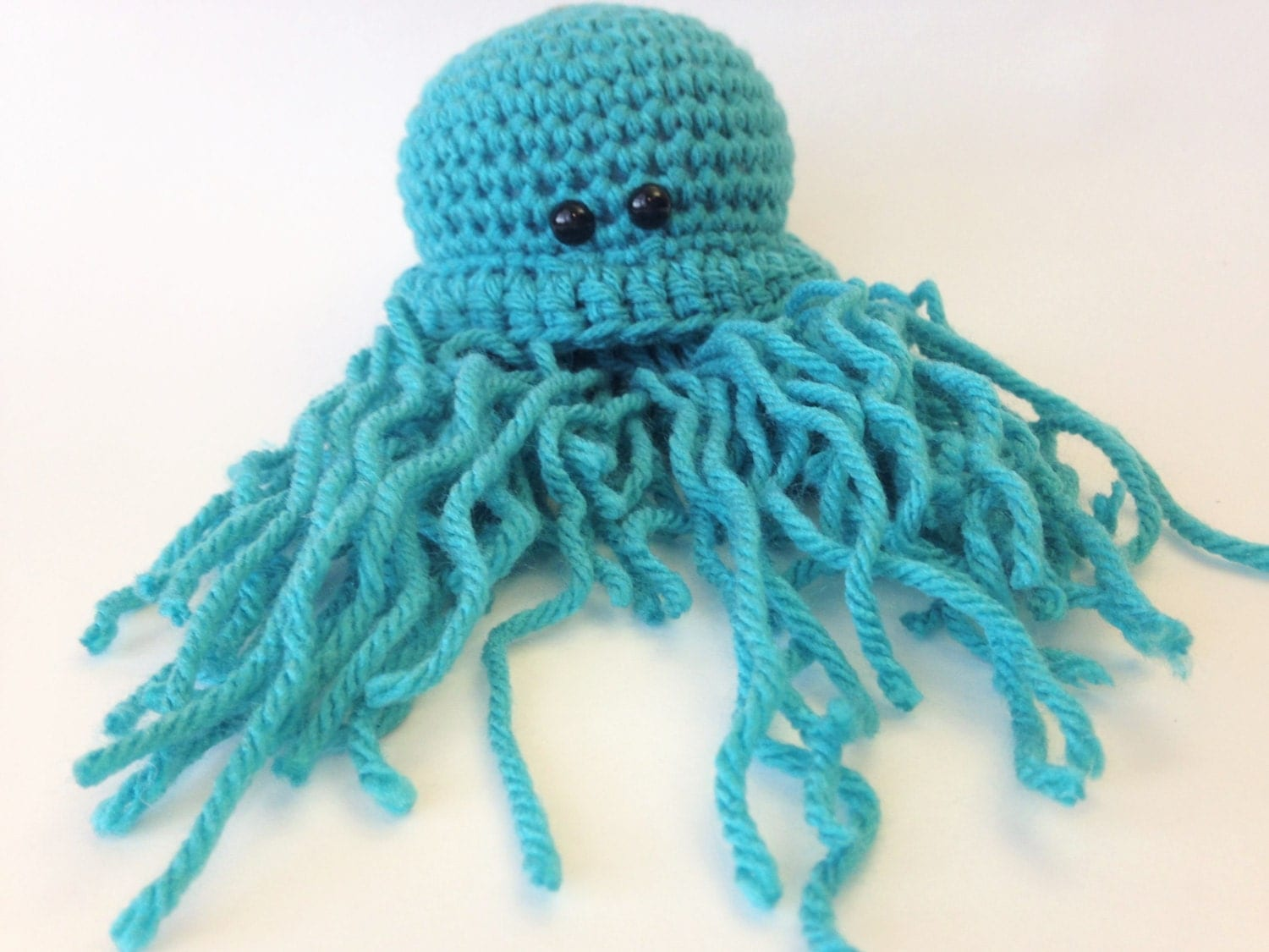 Jellyfish crochet pattern crochet jellyfish pattern zoom bankloansurffo Choice Image