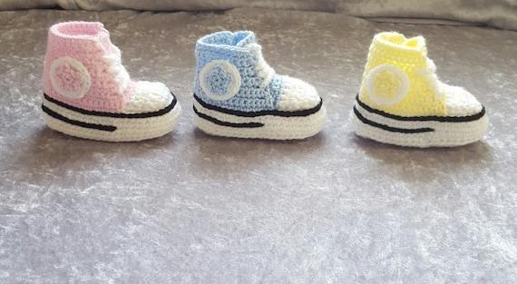 Chaussures Nike Et Crochet Bébé Converse Akileos 4AR35jL