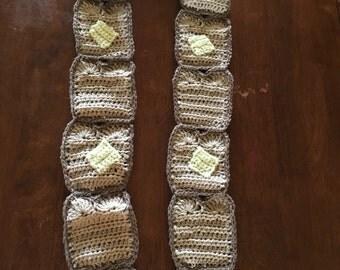 Toasty toast scarf