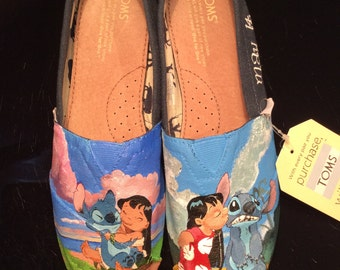 Lilo & Stitch Inspired TOMS