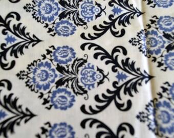 Versailles#STELLA-24 by dearstelladesign.  blues and white