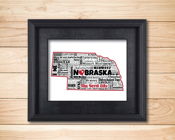 Nebraska state huskers omaha lincoln the good by Home decor lincoln ne