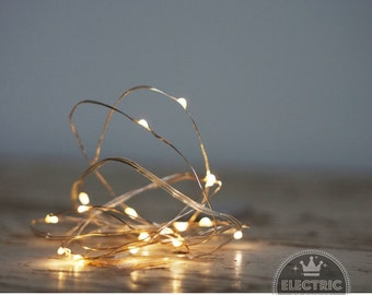 2m String Lights Fairy Lights Led Lights Party Lighting Party Lights Party Decor | 20 Leds Warm White